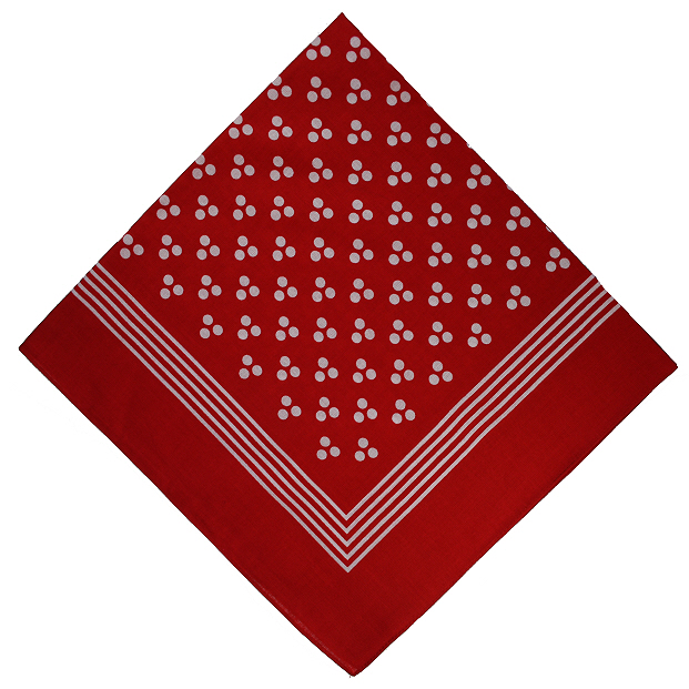 Red. Blue. White. Multi. Green. Bronze. See more colors. See more retailers. Product Category. Bandanas. See more product categories. Red Bandanas. invalid category id. Red Bandanas. Showing 1 of 1 results that match your query. Search Product Result. Product - Multi Functional Tube Bandana | Classic Paisley Bandana Pattern - Black/White.