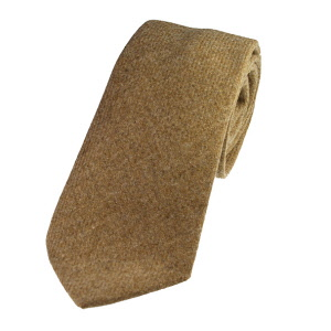 Wool Tweed Ties