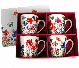 Cups, Mugs and Tea Sets
