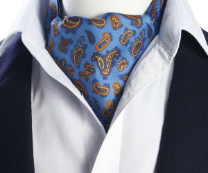 Exquisite Range Of Paisley Cravats