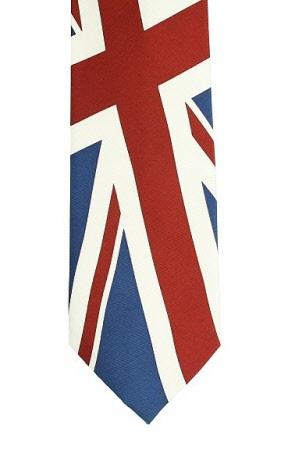 ff56922aec43 Flag & Emblem Ties - Elegant Extras